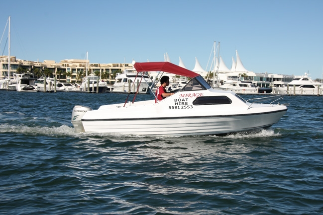 Mirage Boat Hire - Palm Beach Accommodation