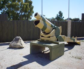 Military Museum Merredin - Palm Beach Accommodation