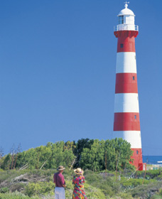 Point Moore Lighthouse - Palm Beach Accommodation