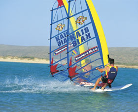 Windsurfing and Surfing - Palm Beach Accommodation