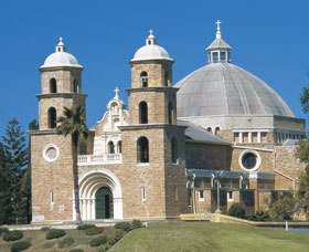 St Francis Xavier Cathedral - Palm Beach Accommodation