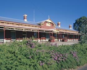 Old Railway Station Museum - Palm Beach Accommodation