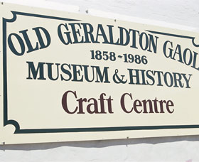 Old Geraldton Gaol Craft Centre - Palm Beach Accommodation