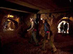 Heritage Blinman Mine Tours - Palm Beach Accommodation