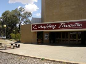 Chaffey Theatre - Palm Beach Accommodation