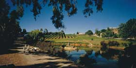 Mount Hurtle Winery home of Geoff Merrill Wines - Palm Beach Accommodation