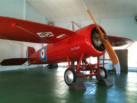 Captain Harry Butler Red Devil Monoplane Memorial - Palm Beach Accommodation