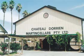 Chateau Dorrien Winery - Palm Beach Accommodation
