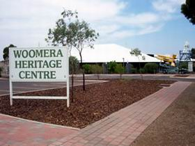 Woomera Heritage and Visitor Information Centre - Palm Beach Accommodation
