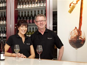 Sorby Adams Wineroom and Pantry - Palm Beach Accommodation