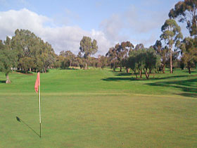 Regency Park Golf Course - Palm Beach Accommodation