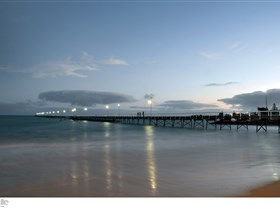 Beachport Jetty - Palm Beach Accommodation