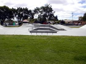 Millicent Skatepark - Palm Beach Accommodation