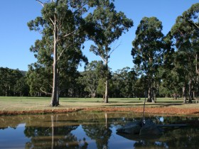 Huon Valley Golf Club - Palm Beach Accommodation