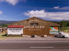 The Apple Shed Tasmania - Palm Beach Accommodation