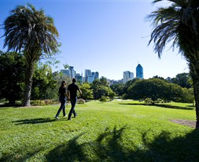 City Botanic Gardens - Palm Beach Accommodation