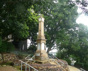 Ithaca War Memorial and Park