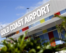 Gold Coast Airport - Palm Beach Accommodation