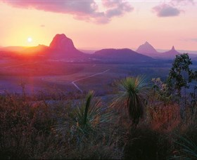 Glass House Mountains National Park - Palm Beach Accommodation