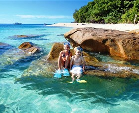 Fitzroy Island National Park - Palm Beach Accommodation