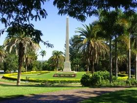 Rockhampton Botanic Gardens - Palm Beach Accommodation