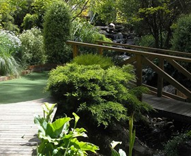 Grampians Adventure Golf MOCO Gallery  Cafe - Palm Beach Accommodation