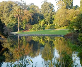 Royal Botanic Gardens Melbourne - Palm Beach Accommodation