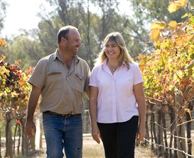 Lake Moodemere Vineyards - Palm Beach Accommodation
