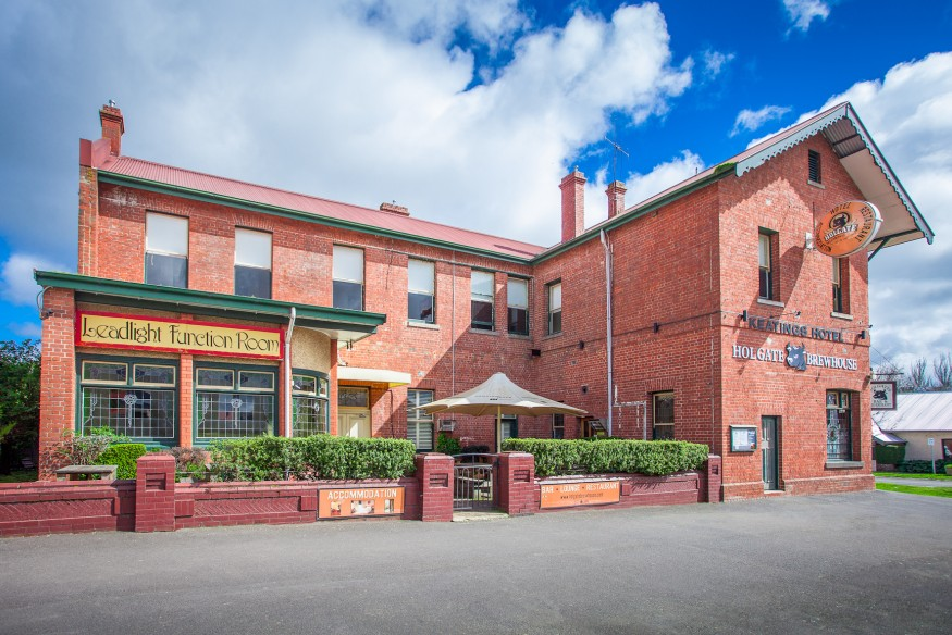 Holgate Brewhouse at Keatings Hotel - Palm Beach Accommodation
