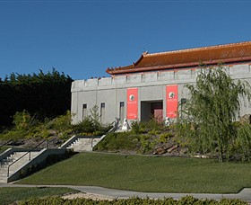 Gum San Chinese Heritage Centre - Palm Beach Accommodation