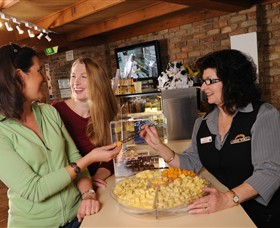 Cheese World and Museum - Palm Beach Accommodation