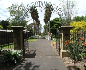 Friends of Geelong Botanic Gardens - Palm Beach Accommodation