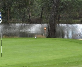 Hepburn Springs Golf Club - Palm Beach Accommodation