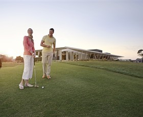 Moonah Links Golf Complex - Palm Beach Accommodation