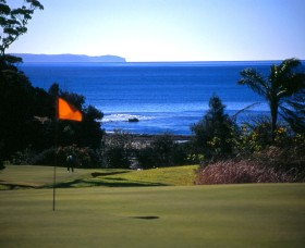 Mollymook Golf Club - Palm Beach Accommodation