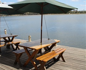 Dine at Tuross Boatshed and Cafe - Palm Beach Accommodation