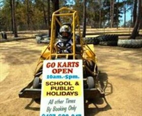 GTS Dirt Karts - Palm Beach Accommodation