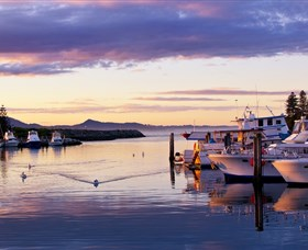 Bermagui Fishermens Wharf - Palm Beach Accommodation