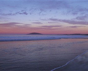 Seven Mile Beach National Park - Palm Beach Accommodation