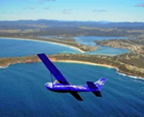 Merimbula Air Services - Palm Beach Accommodation