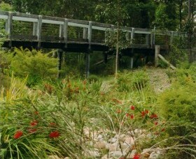 Eurobodalla Botanic Gardens - Palm Beach Accommodation
