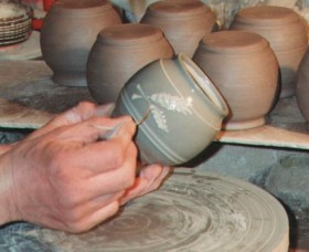 Nulladolla Pottery Group - Palm Beach Accommodation