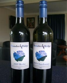 Thunder Ridge Wines - Palm Beach Accommodation