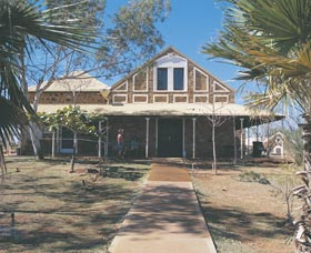 Roebourne Court House - Palm Beach Accommodation