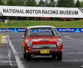 National Motor Racing Museum - Palm Beach Accommodation