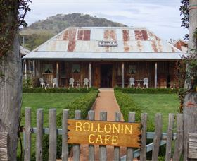 Rollonin Cafe - Palm Beach Accommodation