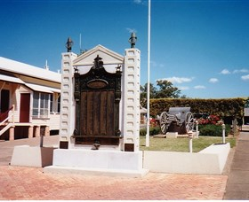 Gayndah War Memorial