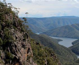 Landers Falls Lookout - Palm Beach Accommodation