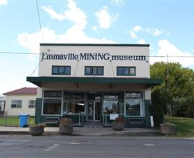 Emmaville Mining Museum - Palm Beach Accommodation