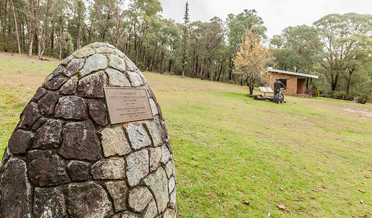 Major Clews Hut walking track - Palm Beach Accommodation